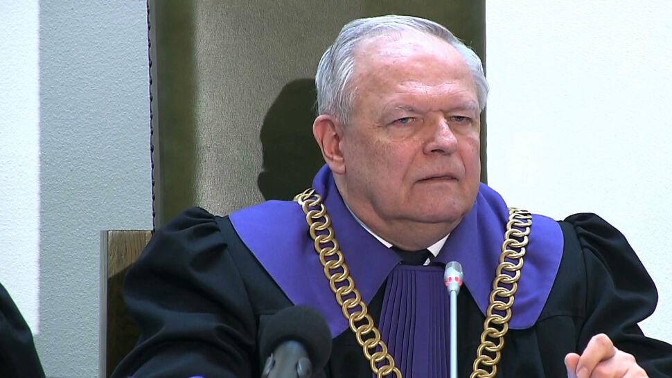 """Sędzia Zabłocki przechodzi w stan spoczynku. """"Nie przyłożę ręki"""""""