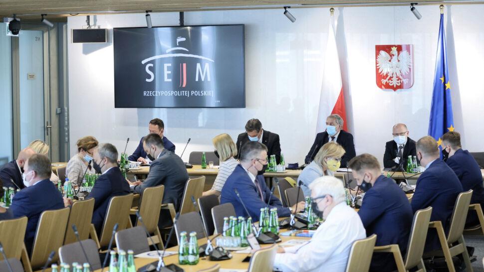 Sejmowa komisja zajmowała się wnioskiem o wotum nieufności dla Michała Dworczyka