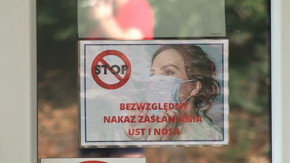 """Stan epidemii w Polsce. """"Zmieniła się struktura zakażonych"""""""