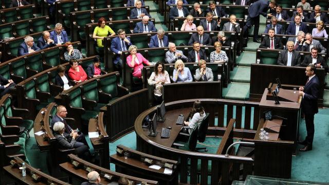 19.07.2018   Nocna debata, piątkowe głosowanie. PiS zmienia po raz piąty ustawę o Sądzie Najwyższym