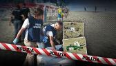 Polka zgwałcona na włoskiej plaży, jej mąż pobity