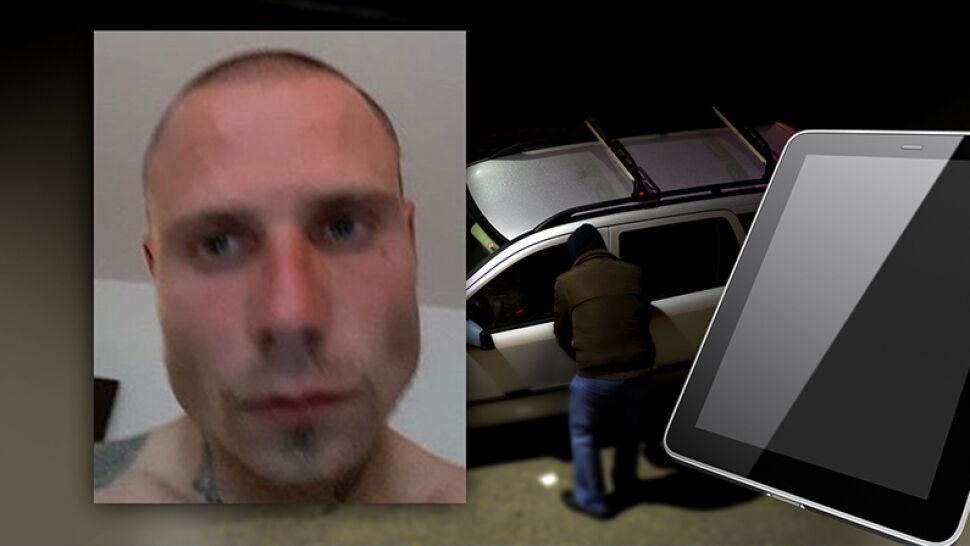 Skradziony tablet zrobił zdjęcie złodziejowi. Policja prosi o pomoc