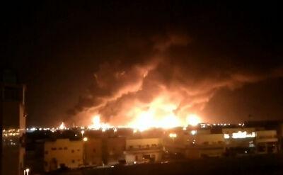 """Ataki na saudyjskie rafinerie. """"Musimy definitywnie ustalić sprawcę"""""""