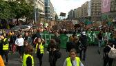 """""""Nie zabierajcie nam przyszłości"""". Trwa Młodzieżowy Strajk Klimatyczny"""