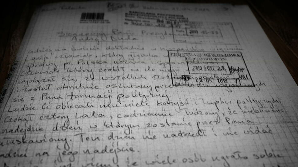List Falenty szantażem wobec prezydenta? Nie ma zawiadomienia