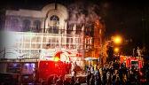 03.01.2016 | Teheran: atak rozwścieczonego tłumu na ambasadę Arabii Saudyjskiej