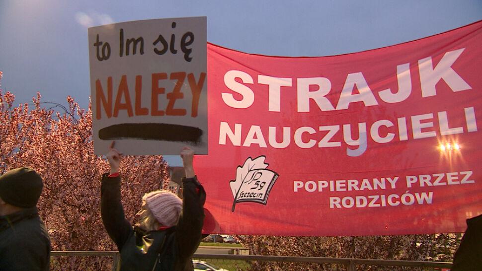 Tydzień strajku nauczycieli. ZNP oczekuje pilnego spotkania z premierem