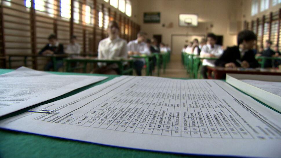 Egzamin ósmoklasisty. Trwa kompletowanie komisji
