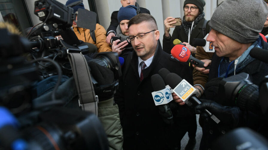 Podróż do Sejmu i cofnięta delegacja. Czy sędzia Juszczyszyn zobaczył listy poparcia?