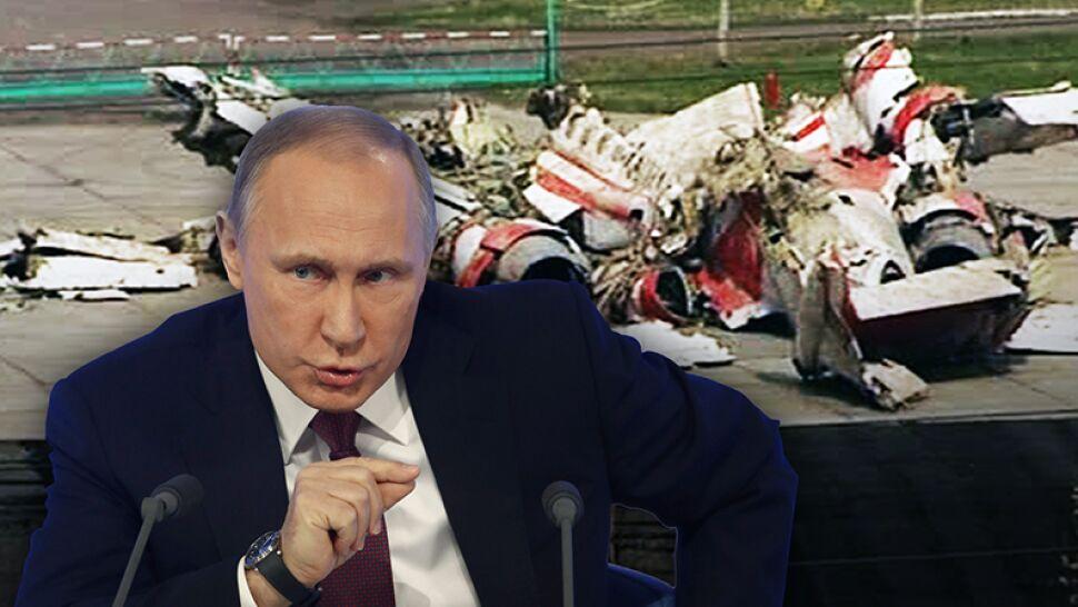 Putin wraku nie odda. Powodem trwające rosyjskie śledztwo