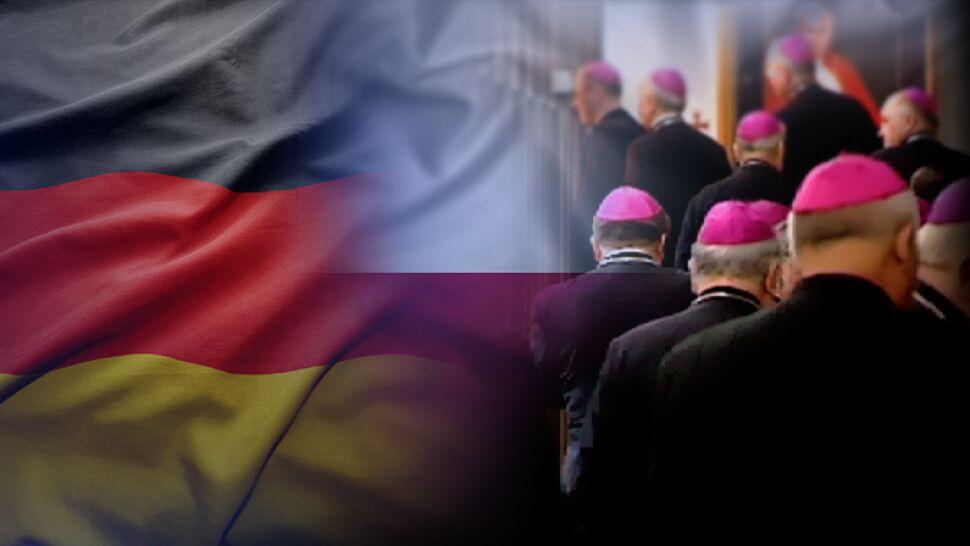 """""""Atmosfera relacji między Polakami a Niemcami zaczyna się burzyć"""". Episkopat apeluje o pojednanie"""