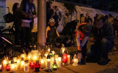Milczący protest. Warszawiacy żądają świateł na przejściu dla pieszych