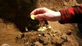 Odkryto skarb pod katedrą w Bydgoszczy - złote monety z czasów Potopu Szwedzkiego
