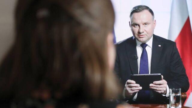 31.03.2020 | Co z wyborami? Andrzej Duda zabrał głos w sprawie terminu głosowania