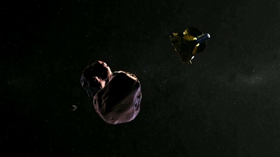 New Horizons pokazała kosmicznego bałwana. Pierwsze takie zdjęcia