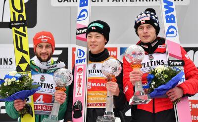 Kubacki na podium w Garmisch-Partenkirchen. Stoch był szósty