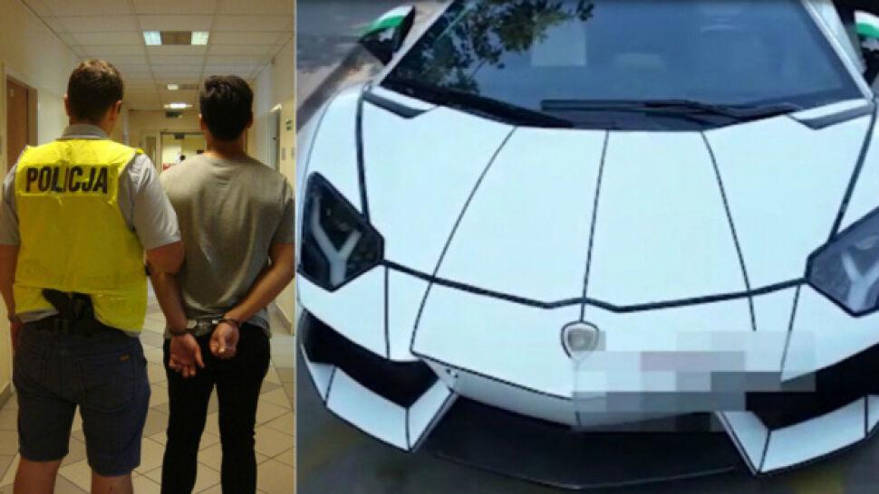 Zagadka kradzieży auta wartego miliony rozwiązana. Dzięki zdjęciom z Polski