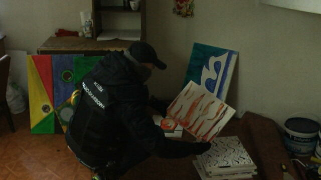 Paintings worth 2 billion zlotys? Court sentenced two men for attempted VAT fraud