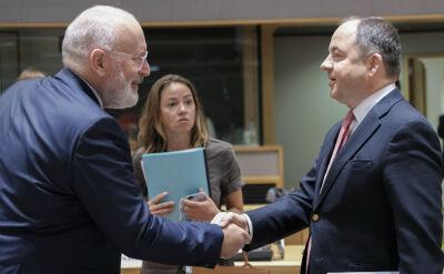 """Wiceszef MSZ na wysłuchaniu w sprawie polskiej praworządności. """"Rzeczowa atmosfera"""""""