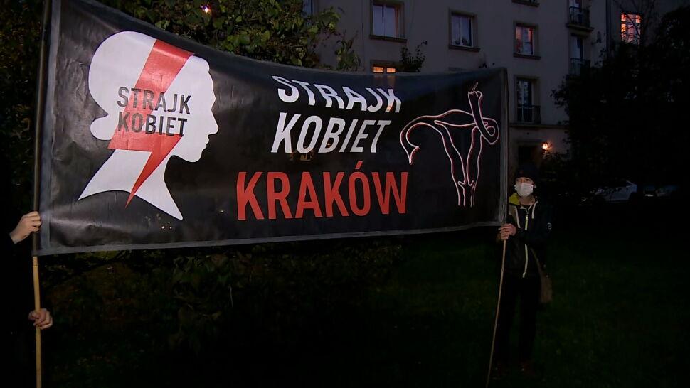"""""""Nie dla piekła kobiet"""". Manifestacje w wielu polskich miastach"""