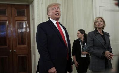 Izba Reprezentantów zakończyła publiczne przesłuchania w sprawie impeachmentu Trumpa