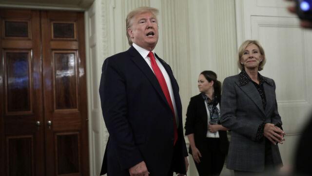 23.11.2019   Izba Reprezentantów zakończyła publiczne przesłuchania w sprawie impeachmentu Trumpa