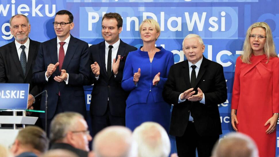 Ostatnia prosta przed wyborami. Morawiecki mówił o Małgorzacie Wasserman i królowej Jadwidze