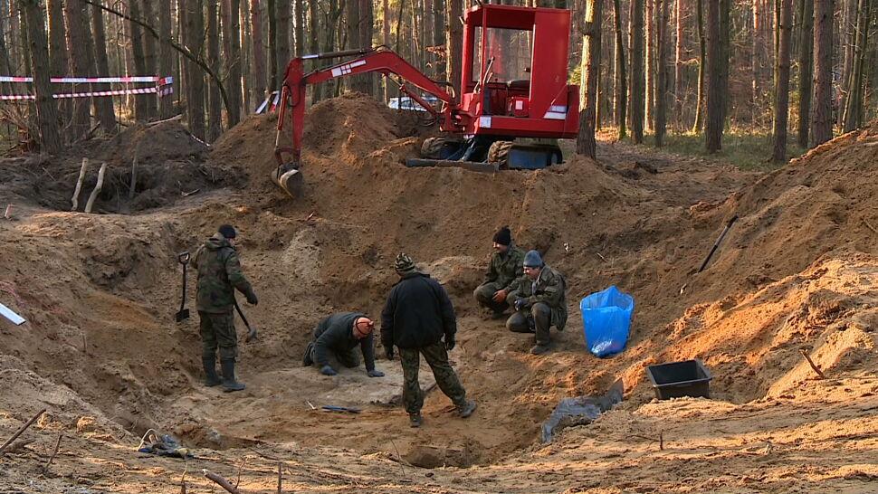 Katastrofa bombowca pod Bieruniem. Po 75 latach odnaleziono wrak
