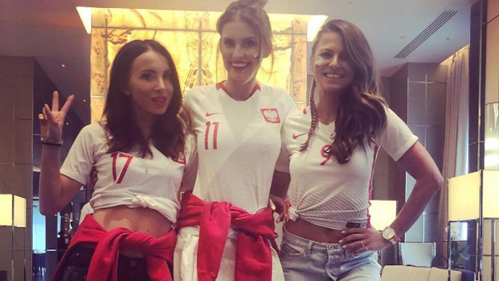 Pierwsze kibicki RP - żony, dziewczyny i partnerki piłkarzy polskiej reprezentacji