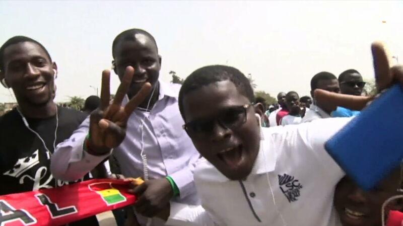 19.06.2018 | Senegalczycy zachwyceni występem swoich piłkarzy