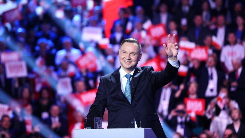 Wypowiedzi z konwencji kontra wypowiedzi z kadencji. Jak Andrzej Duda budował jedność?
