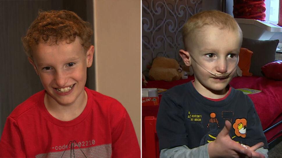 Urodził się z poważną wadą serca, potrzebował milionów na leczenie. Emilowi pomogli widzowie TVN24