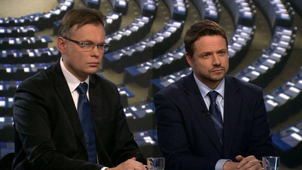 19.01 | Trzaskowski: Europosłowie PiS dolewali oliwy do ognia. Ta debata będzie miała ciąg dalszy