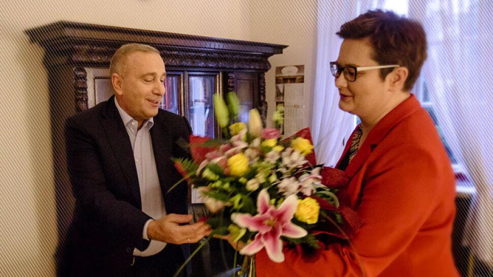 Spotkanie Lubnauer-Schetyna. Czy będzie współpraca PO i .N?