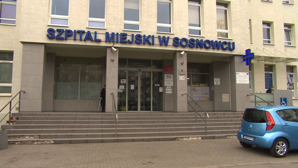 Dziewięć godzin czekał na pomoc. Pacjent zmarł na izbie przyjęć szpitala w Sosnowcu
