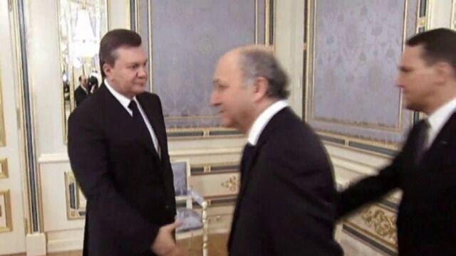 20.02.2014 | Dyplomatyczna ofensywa w sprawie Ukrainy