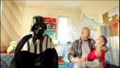 25.05.2014 | Darth Vader przeszedł na jasną stronę mocy. I pomaga dzieciom w Poznaniu