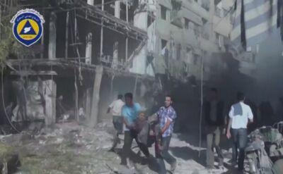 07.09.2015 | Ojczyzna większości uchodźców spływa krwią. Syryjczycy uciekają przed śmiercią