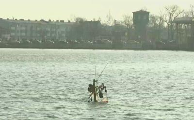 17.02 | Zatonięcie holownika  w porcie w Świnoujściu. Załoga była pijana