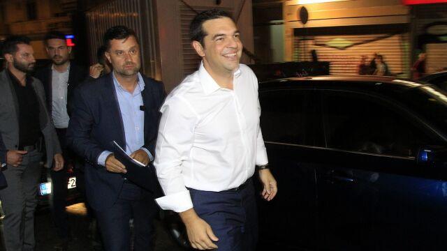 """Syriza ponownie triumfuje. """"Cipras zrobił niesamowity manewr"""""""