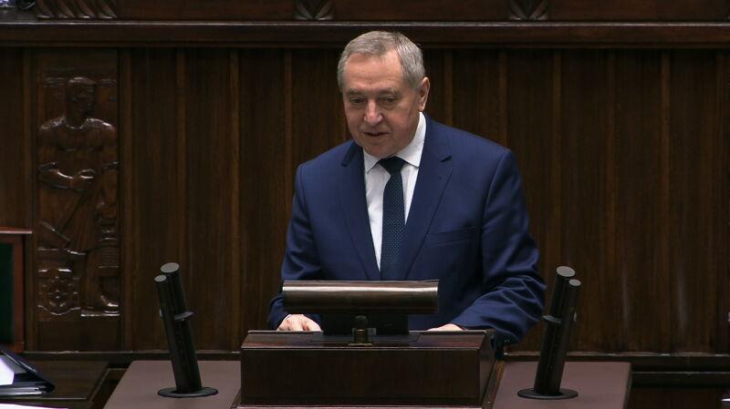 Henryk Kowalczyk z PiS o budżecie na 2020 rok