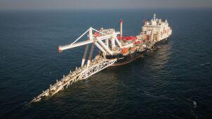 Budowa ma trwać także zimą. Jest wniosek w sprawie Nord Stream 2