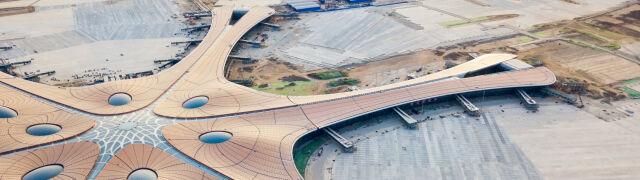 LOT opóźnia start połączenia z chińskim superlotniskiem