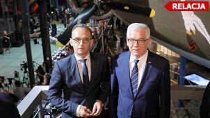 Szef niemieckiego MSZ: Warszawa została zniszczona, ale nie została złamana