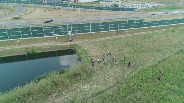 Policja: ciało 5-letniego Dawida  ukryte było w gęstej trawie