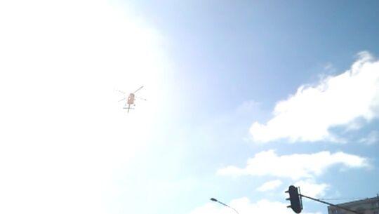 Filmik z wypadku w Gdyni 1