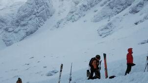 Lawina śnieżna w Niżnych Tatrach. Nie żyje narciarz