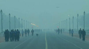 Smog dusi w Indiach.