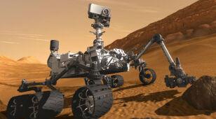Z Marsa też popłynęły życzenia noworoczne
