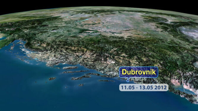 Przystanek Dubrovnik